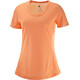 Salomon Agile SS Tee Women bird of paradise